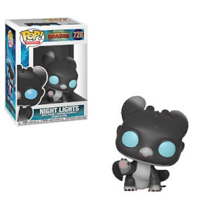 How To Train Your Dragon 3 Night Lights 3 Funko Pop! Figuur