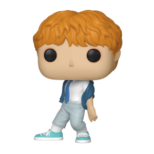 Pop! Rocks BTS Jimin Funko Pop! Figuur