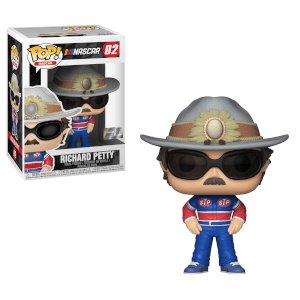 Figura Funko Pop! - Richard Petty - NASCAR