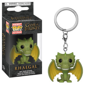 Game of Thrones Rhaegal Funko Pop! Keychain