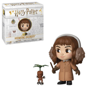 Funko 5 Star Vinyl Figure: Harry Potter - Hermione Granger Herbology