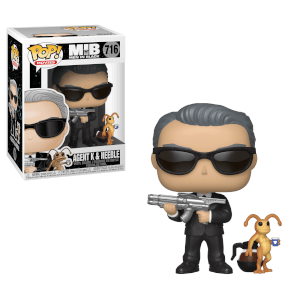 Men In Black - Agent K und Neeble Pop Vinyl Figur