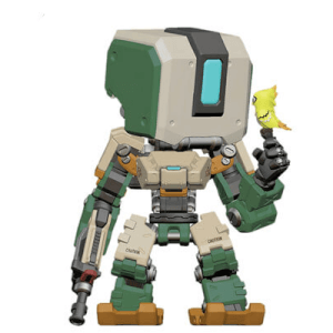 Overwatch - Bastion 6 Inch LTF Pop! Vinyl Figur