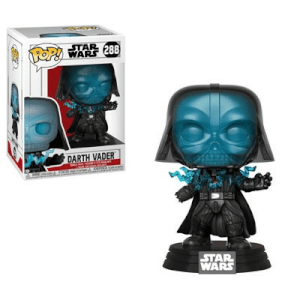 Star Wars Darth Vader (Electrocuted) Pop! Vinyl Figur