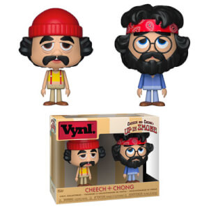 Up In Smoke Cheech & Chong Funko Vynl.