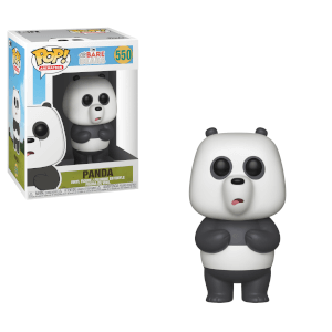 We Bare Bears Panda Pop! Vinyl Figure