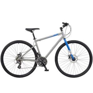 Viking Urban-S Gents 21sp Aluminium Trekking Bike 700c Wheel