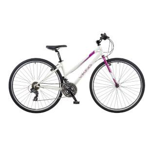 Viking Urban Ladies 21sp Hi Tensile Trekking Bike 700c Wheel