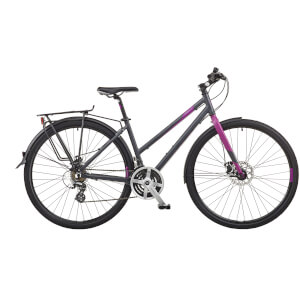 Viking Urban-X Hybrid Ladies 21sp Aluminium Frame Trekking Bike 700c Wheel