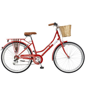 "Viking Belgravia Ladies Traditional Heritage 6sp Bike 26"" Wheel"