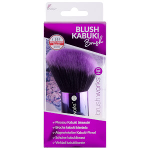 brushworks HD Blush Kabuki Brush