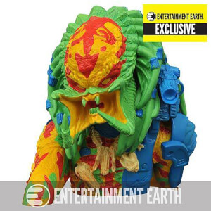 Diamond Select Predator Thermal Unmasked Bust Bank - Entertainment Earth Exclusive