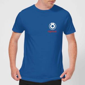 Ei8htball Pocket Logo Men's T-Shirt - Royal Blue