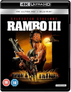 Rambo Part III - 4K Ultra HD