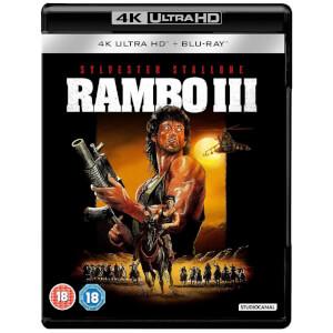 Rambo III 4K Ultra UD