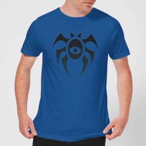 Magic The Gathering Dimir Symbol Men's T-Shirt - Royal Blue