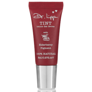 Dr.Lipp 100% Natural Moisturising Colour Lip Tint -huulipuna, Elderberry