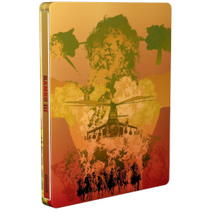 Rambo Part III - Zavvi Exklusives (Blu-Ray & 4K Ultra HD) - Steelbook
