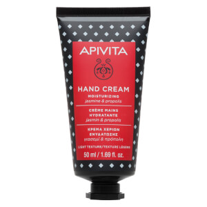 APIVITA Hand Care Moisturizing Hand Cream – Jasmine & Propolis 50 ml