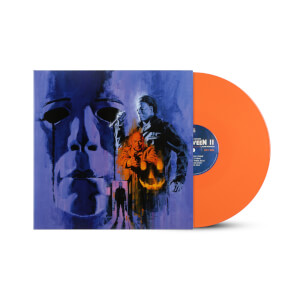 Halloween 2 (Original Motion Picture Soundtrack) Colour LP