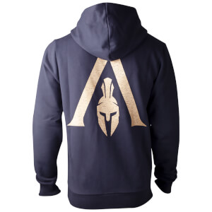 Assassin's Creed Men's Odyssey Spartan Hoodie - Black
