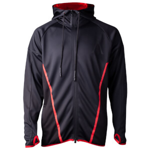 Assassin's Creed Men's Odyssey Technical Hexagonal Hoodie - Black