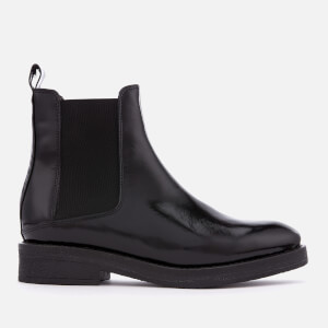 Whistles Women's Arno Rubber Sole Chelsea Boots - Black
