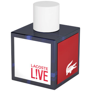 Lacoste L!VE Eau de Toilette 60ml