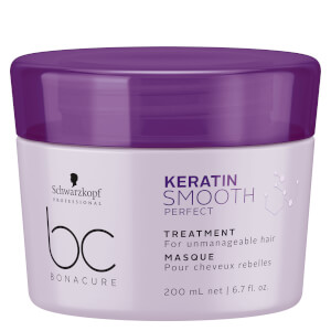 Schwarzkopf Professional BC Keratin Smooth Perfect Treatment 200ml