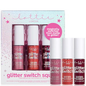 Lottie London Glitter Switch Lipstick Squad