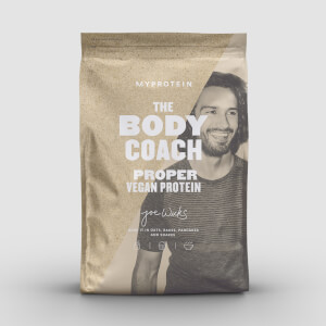 The Body Coach Proper Vegan Protein