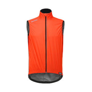 Santini Guard 3.0 Rain Gilet - Orange