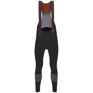 Santini Nuhot Acquazero Bib Tights - Black