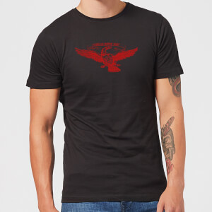 Camiseta American Horror Story Eagle Crest - Hombre - Negro