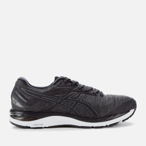 Asics Men's Running Gel-Cumulus 20 MX Trainers - Black/Dark Grey