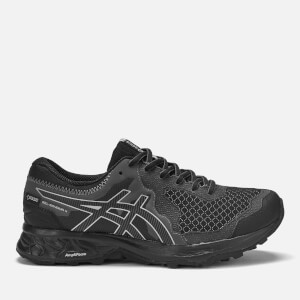 Asics Women's Running Trail Gel Somoma 4 Goretex Trainers - Black/Stone Grey