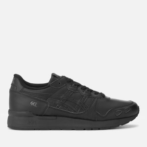 Asics Kids's Lifestyle Gel-Lyte GS Trainers - Black/Black