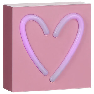 Heart LED Battery Operated Light