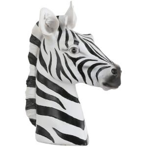 Zebra Head Decoration