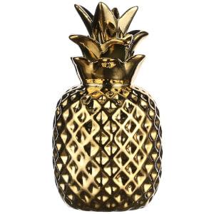 Pineapple Decoration - Gold