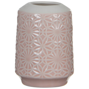 Paddle Small Vase - Pink