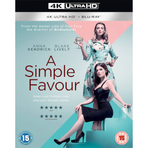 A Simple Favour - 4K Ultra HD
