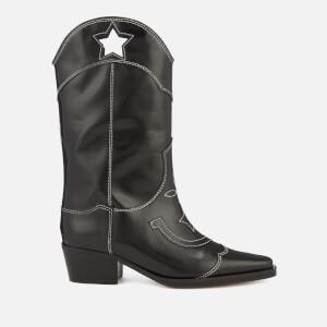 Ganni Women's Marlyn Boots - Black