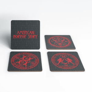 American Horror Story Witchcraft Coasters
