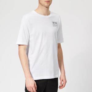 Champion X WOOD WOOD Men's Rick Small Logo T-Shirt - White
