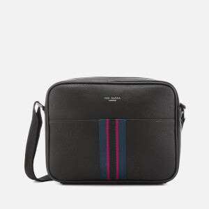 Ted Baker Men's Nicita Webbing Despatch Bag - Black