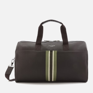 Ted Baker Men's Yours Webbing Holdall Bag - Chocolate