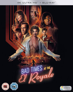 Bad Times At The El Royale - 4K UltraHD