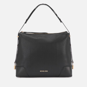 MICHAEL MICHAEL KORS Women's Crosby Cross Body Shoulder Bag - Black