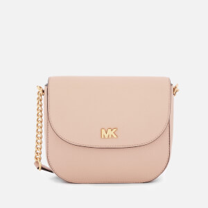 fc8e0d864662ce MICHAEL MICHAEL KORS Women's Half Dome Cross Body Bag - Soft Pink